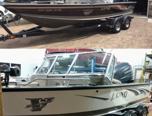 Boat Repair and Paint
